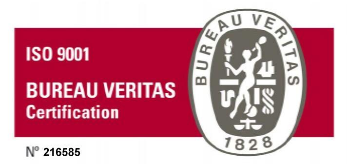 VERITAS ISO 9001:2000
